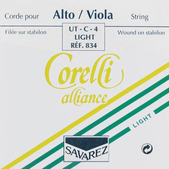 CORELLI Alliance C- snaar voor altviool light