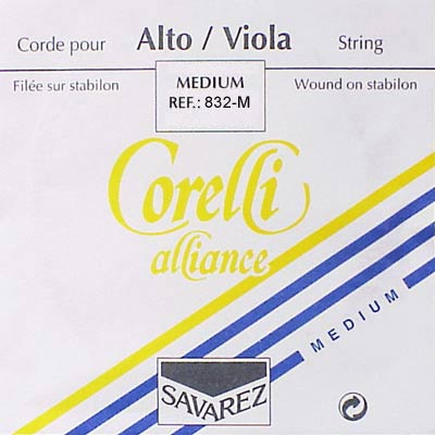 CORELLI Alliance D- snaar voor altviool medium