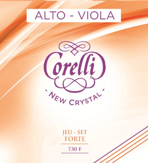 CORELLI  Crystal G- snaar voor altviool forte