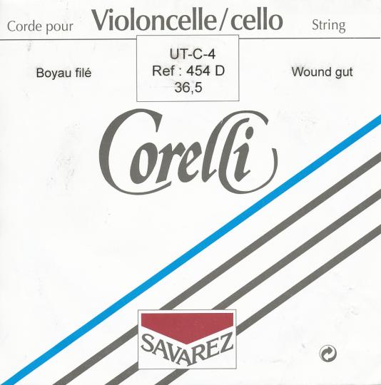 CORELLI  Darm Cello C- snaar, sterkte 36-1/2