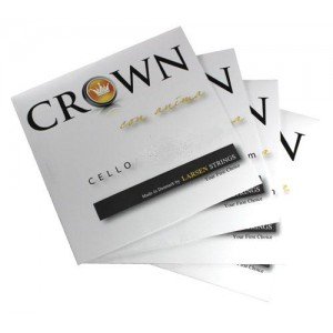 Crown Strings Set Violoncello, medium