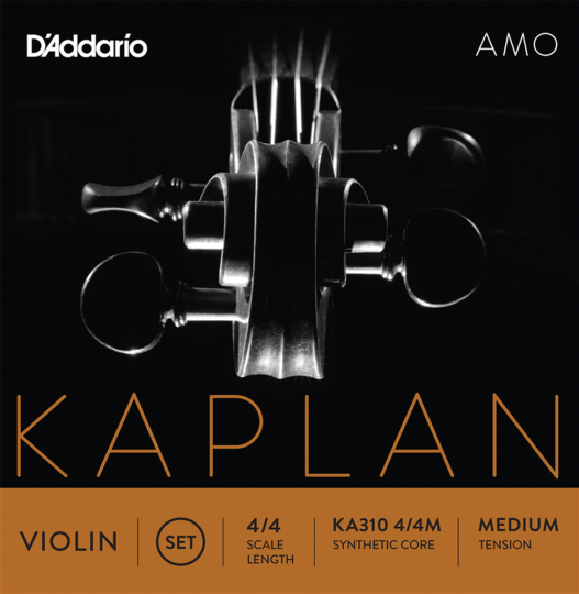 KAPLAN AMO Violin Set, medium
