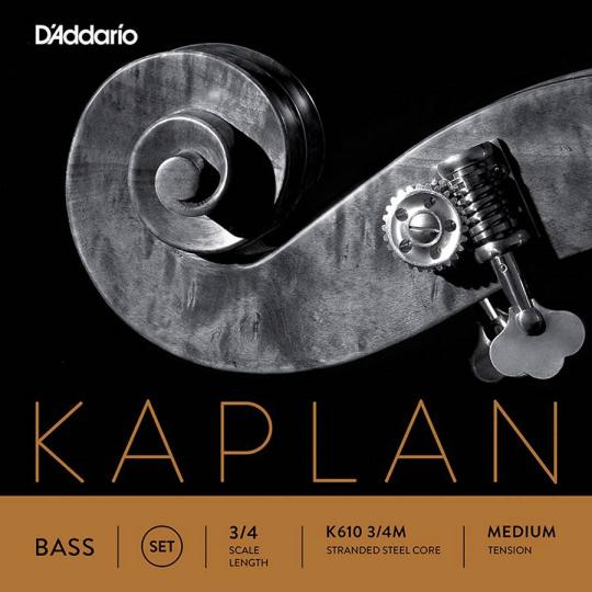D´ Addario Kaplan Orchestra Contrabas Set