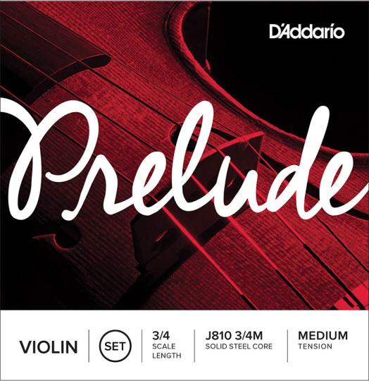 D'ARDARIO PRELUDE Set Viool