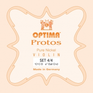 LENZNER-Optima Protos Set vioolsnaren, medium