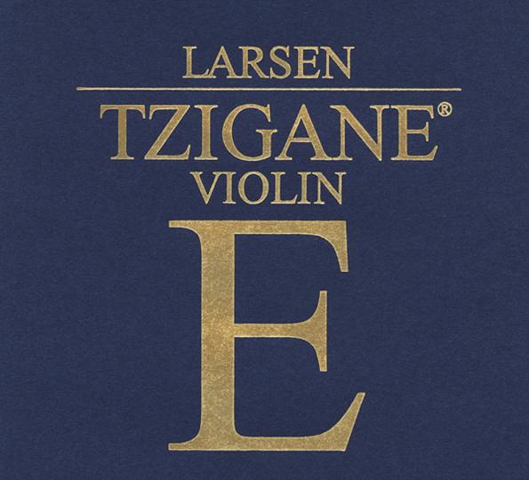 LARSEN Tzigane - E snaar - lusje - medium
