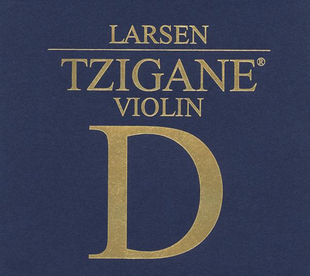 LARSEN Tzigane - D snaar - medium