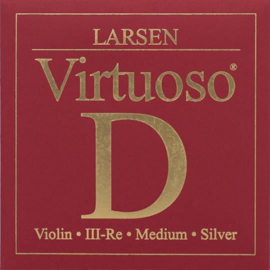 Larsen Virtuoso Viool D-snaar - medium