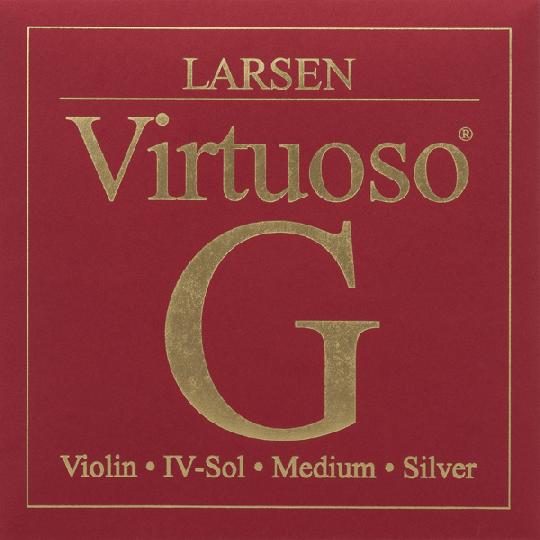 Larsen Virtuoso Viool G-snaar medium