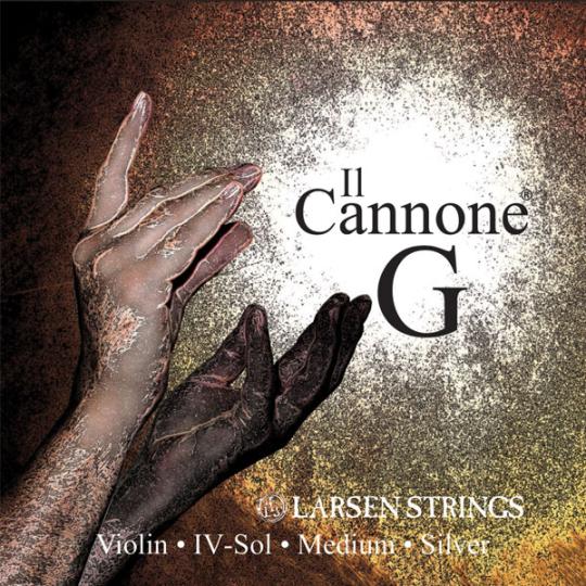 Larsen Il Cannone Violin G-Snaar, medium