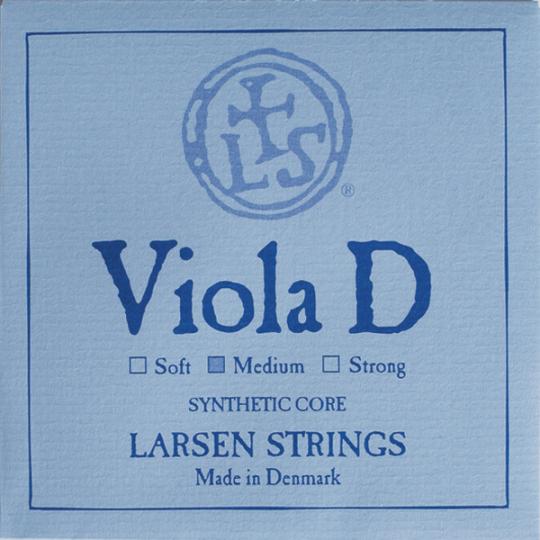 LARSEN Viola D-snaar, medium