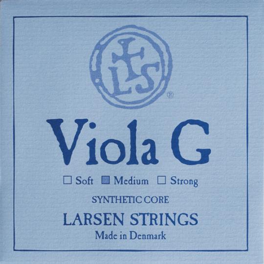 LARSEN Viola G-snaar, strong