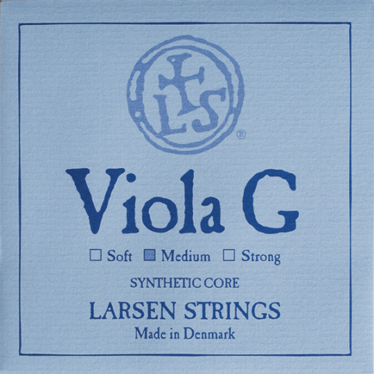 LARSEN Viola G-snaar, medium