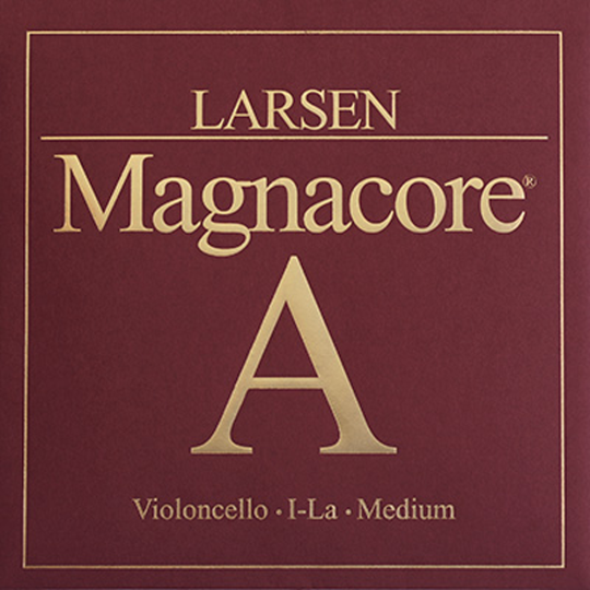 Larsen Cello Magnacore A-snaar, medium