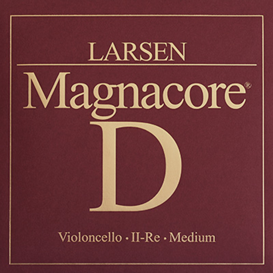 Larsen Cello Magnacore D-snaar medium
