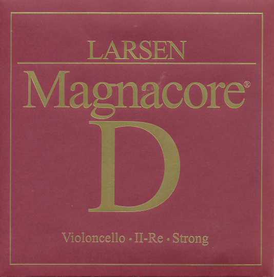 Larsen Cello Magnacore D-snaar, strong