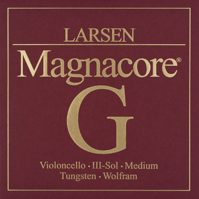 Larsen Cello Magnacore G-snaar, medium