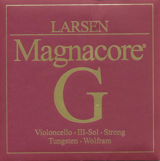 Larsen Cello Magnacore  G-snaar, strong