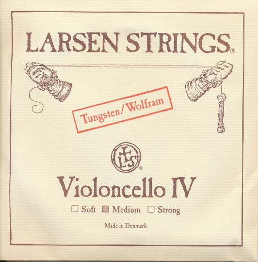 LARSEN Cello C-snaar, medium
