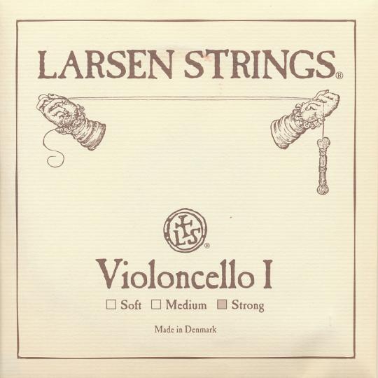 LARSEN Cello A-snaar, strong
