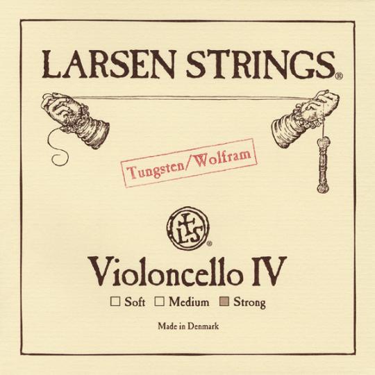LARSEN Cello C-snaar, strong
