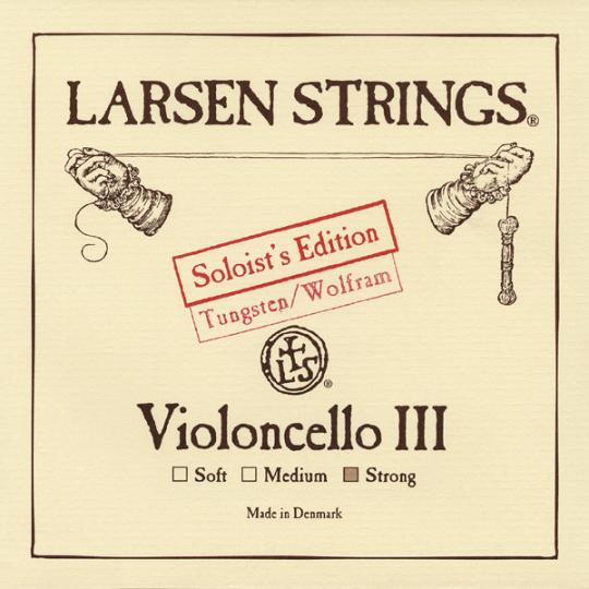 LARSEN Cello Soloist G-Snaar, strong
