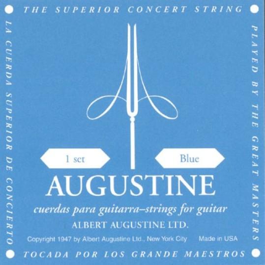 AUGUSTINE Set gitaar Blue Label