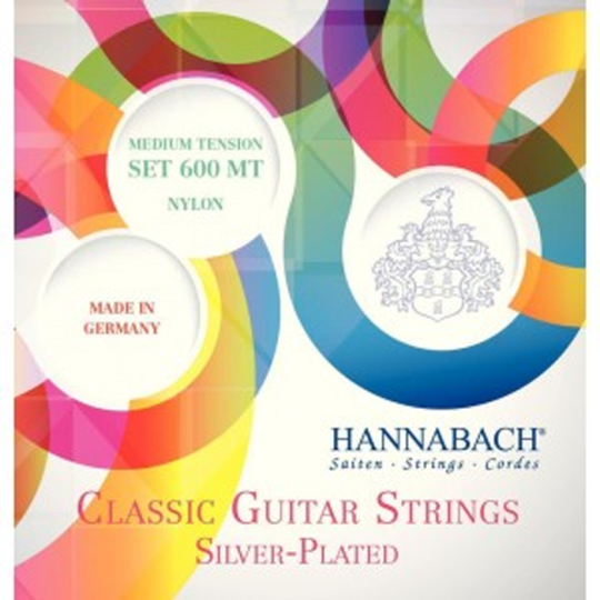Hannabach klassiek gitaarsnaren  Serie 600