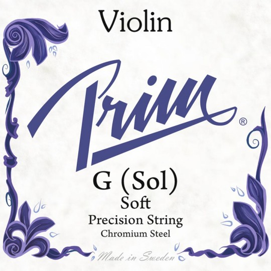 PRIM  Precision Violin G-snaar, soft