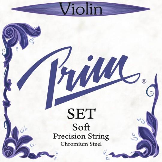 PRIM  Precision Set vioolsnaren, soft
