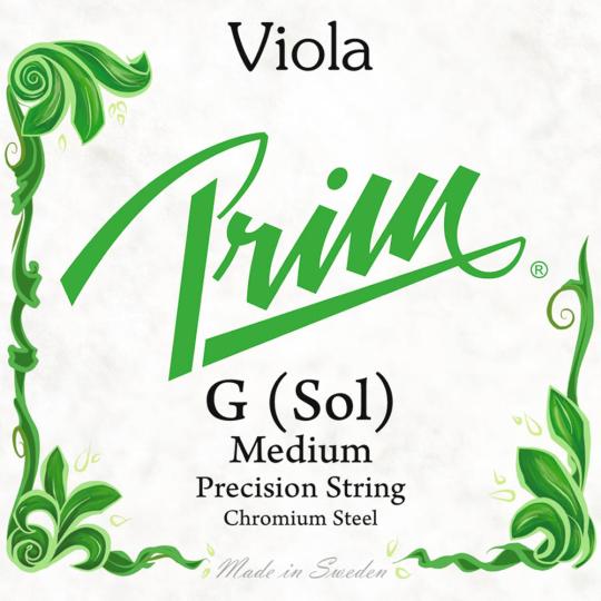 Prim Viola G-Snaar, sterkte medium