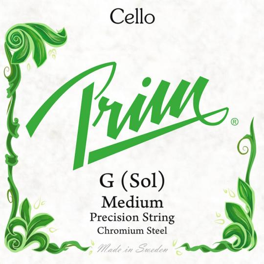 PRIM  Precision Cello G-snaar