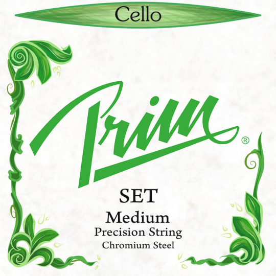 PRIM  Precision Set cellosnaren, medium
