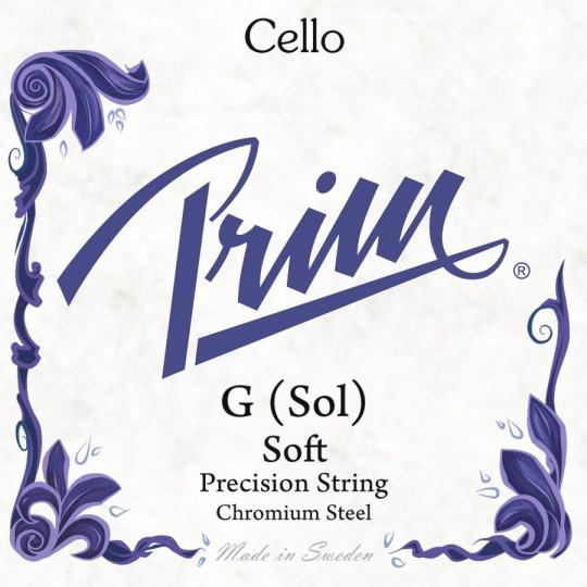 PRIM  Precision Cello G-snaar, soft