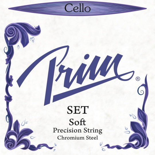 PRIM  Precision Set cellosnaren, soft