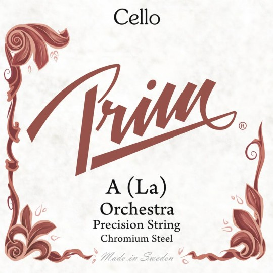 PRIM  Precision Cello A-snaar, orchestra