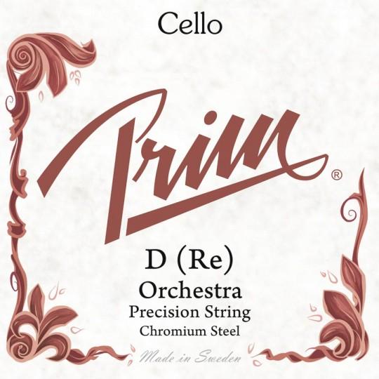 PRIM  Precision Cello D-snaar, orchestra