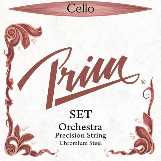 PRIM  Precision Set Cellosnaren, orchestra