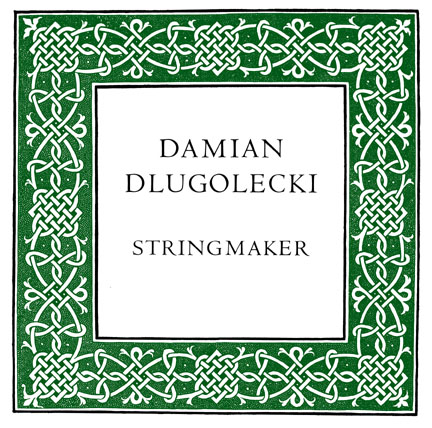 DLUGOLECKI Cello D-snaar, 28