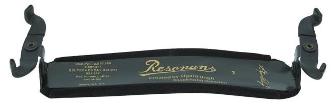 Resonans, schoudersteun voor 4/4 viool