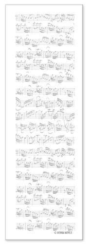 Notitieblok muzieknoten