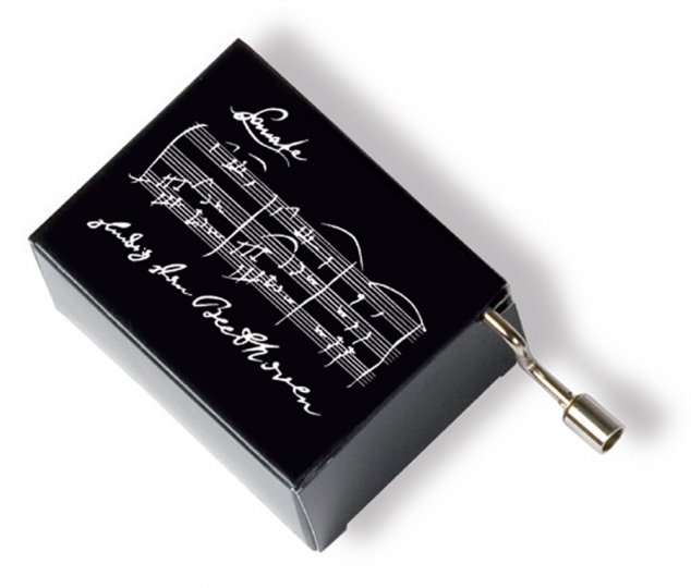 Muziekdoosje - Beethoven - Ode an die Freude