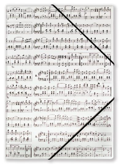 Elastomap Strauss wit