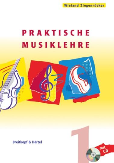 Wieland Ziegenrücker, praktische muziekleer 1
