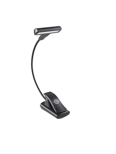 K & M lesenaarlamp »T-Model LED FlexLight« -zwart