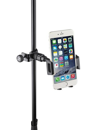 K & M Smartphone-Houder , zwart