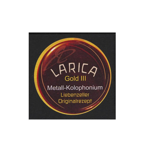 Larica Goudhars hardheidsgraad III