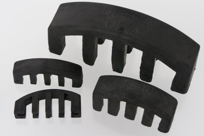 Ultra, rubberdemper voor 4 snarige C-bas