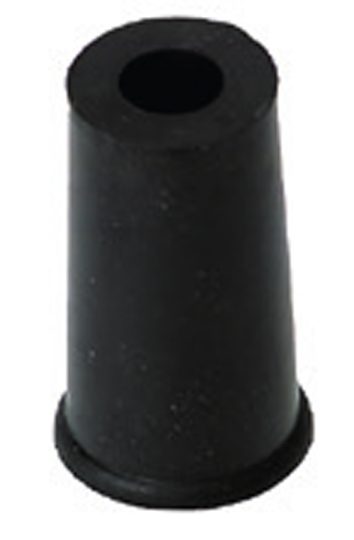 Rubber pindopje, cylindrisch, C-bas