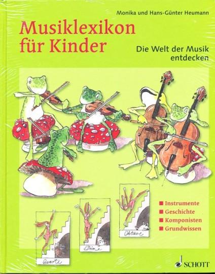 Muzieklexicon voor kinderen